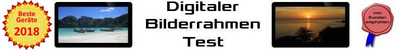 Digitaler Bilderrahmen Test